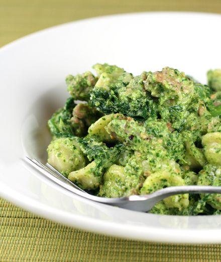 Broccoli Pesto Pasta Recipes — Dishmaps