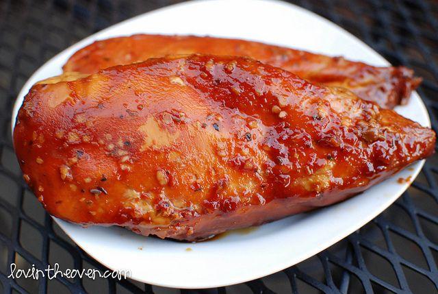Honey Garlic Chicken Slow Cooker Recipe - Crock Pot is doing this now ...