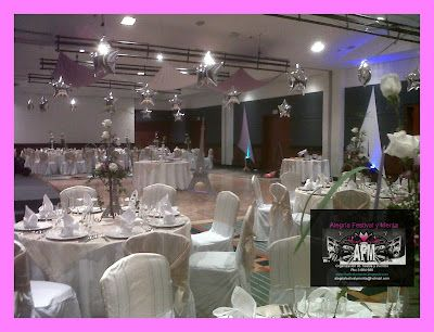 15 a os hora loca dj banquetes recepcion fiestas for Decoracion quince anos paris