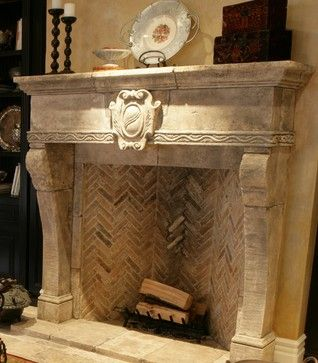 Perfect Fireplace For The Home Pinterest