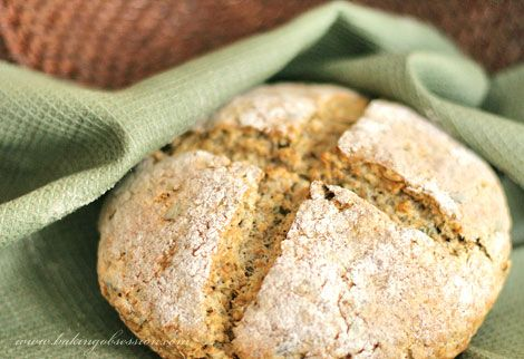 ... soda bread with currants and caraway seeds six seed soda bread recipe