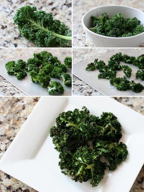 Easy, crispy and healthy snack: but will chip-aholics actually eat it ...