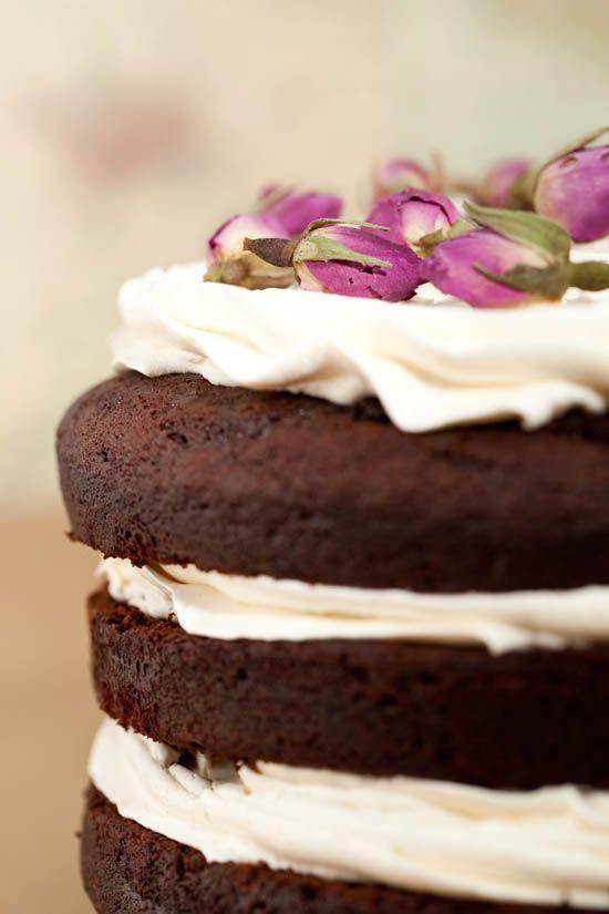 Tomboy Cake | .. ♥ Desserts Heaven ♥ .. | Pinterest
