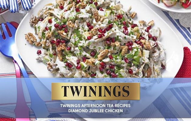 Diamond-Jubilee-chicken | Salads | Pinterest