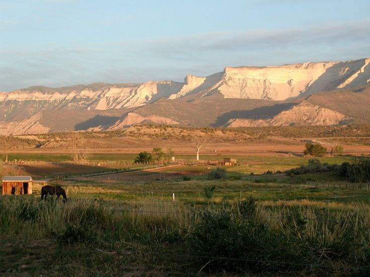 Natural Resources In The Colorado Plateau