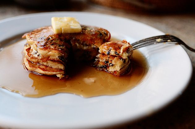 Wild rice pancakes (need prep time for the wild rice!) by Ree Drummond ...