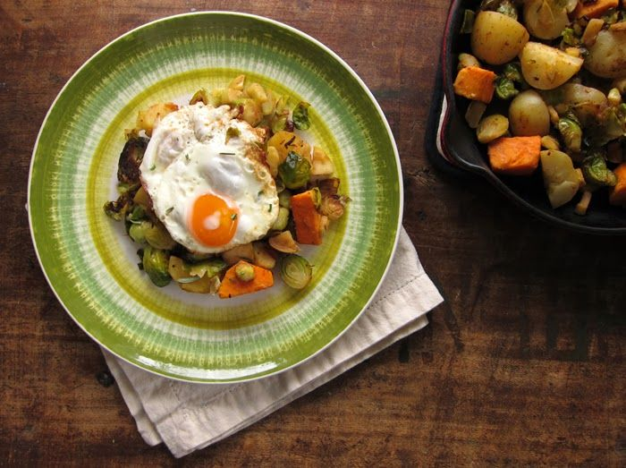 Apple-and-Root-Vegetable Hash Recipe — Dishmaps