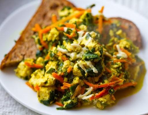tofu-scramble-recipe | Recipes | Pinterest