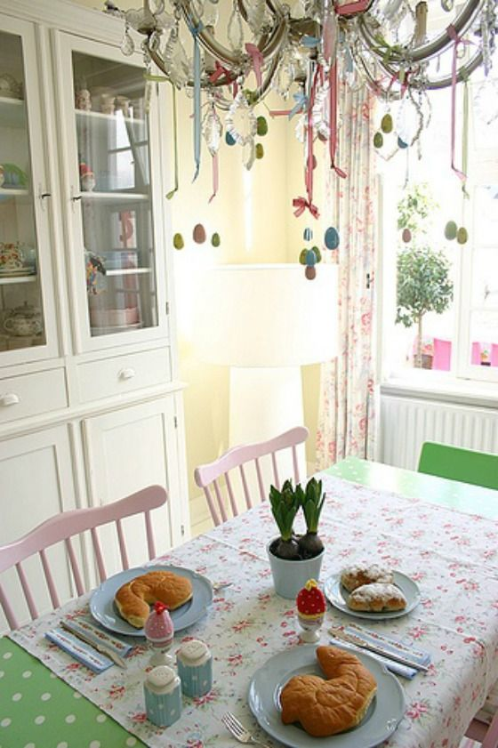 Easter home decoration books worth reading pinterest for Easter home decorations pinterest