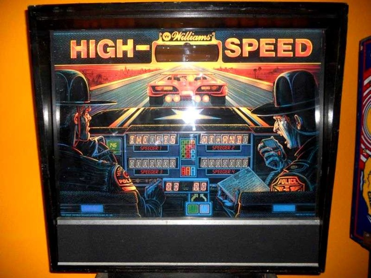 High Speed (pinball)
