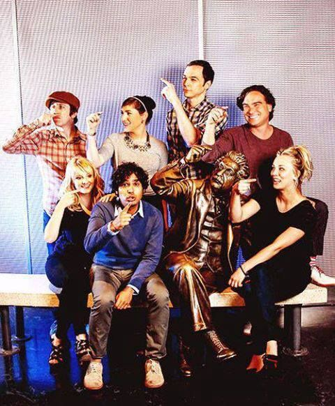 the big bang theory cast tv madness pinterest