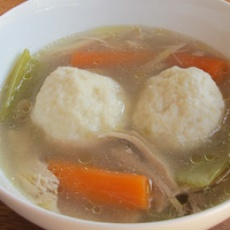 Chicken Soup for Knaidelach | Soups | Pinterest
