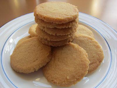 Brown Sugar Shortbread (Interpretation of Mr. Mellark's cookies from ...