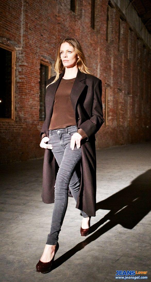 sexy tight jeans colorful denim super short slim skinny pants hot girl