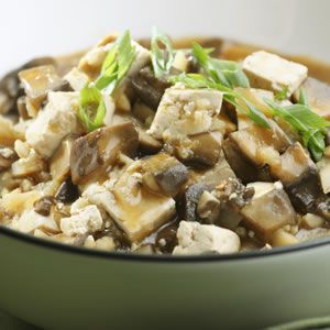 Ma Po Tofu, a classic dish from the Sichuan province of China ...