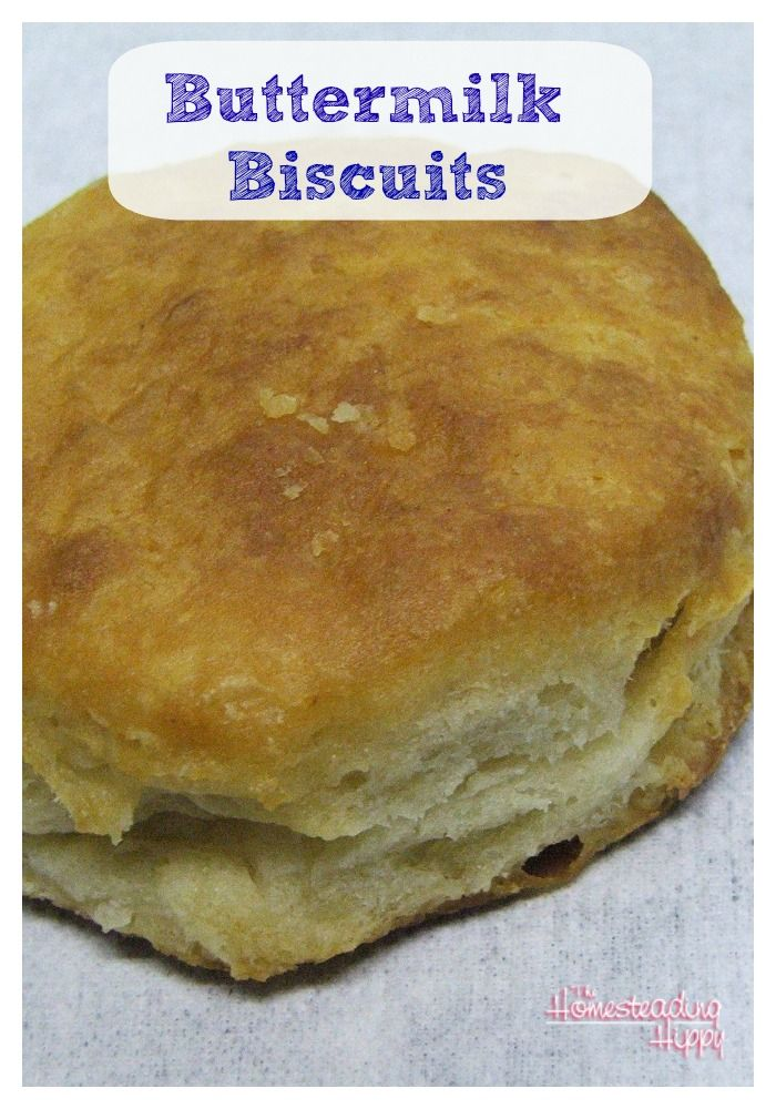 Homemade, light and flaky, crispy and tender buttermilk biscuits!