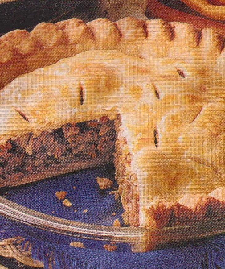 Debz Delicious Meals: Hearty Meat Pie | Beef Stuff I've Got to Try ...