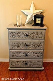 Chalk Paint Dresser Ideas