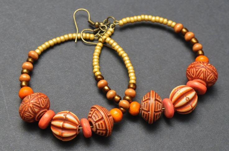 exotic Pearl Earrings