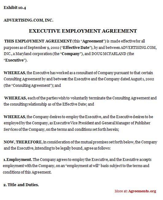 Sample Deferred Compensation Agreement Sei80 2018