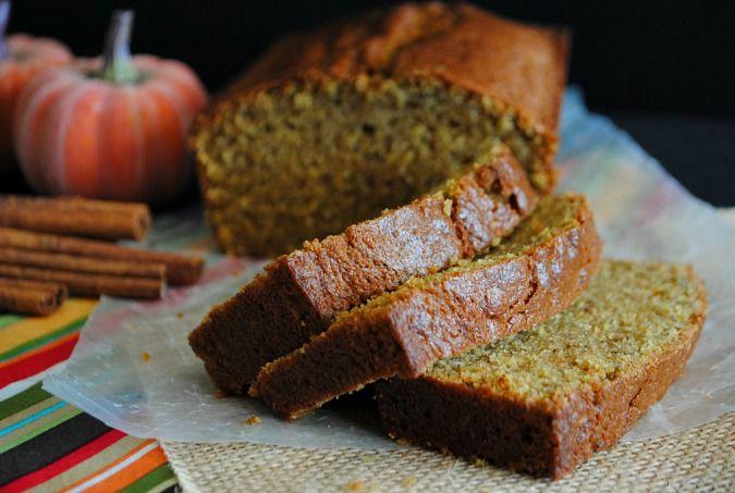 Brown butter pumpkin bread   Recipes - Breads - Sweet   Pinterest