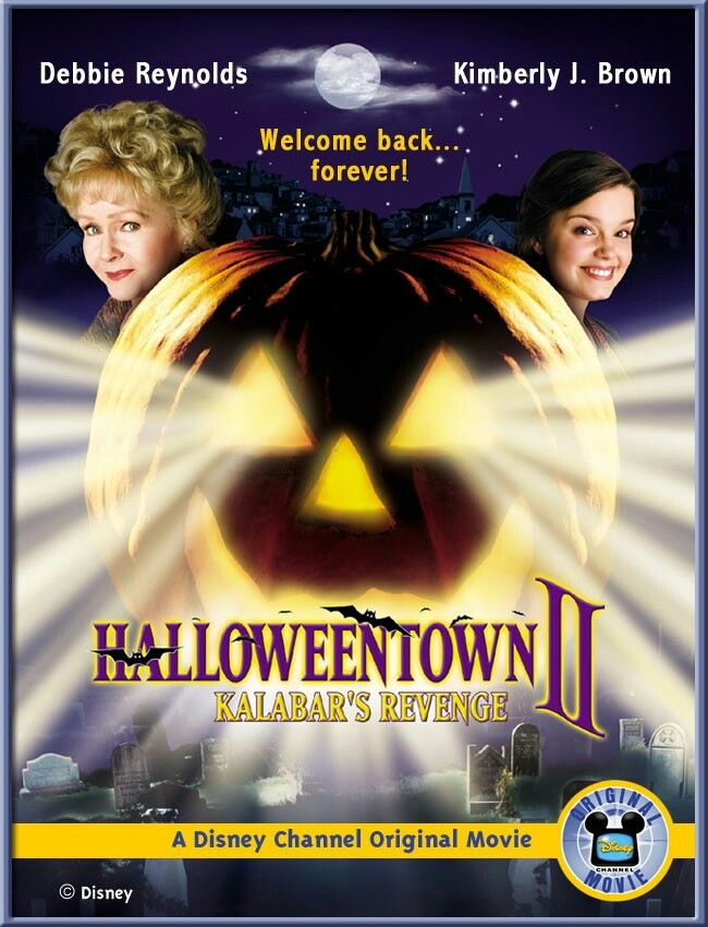 halloweentown movie pumpkin