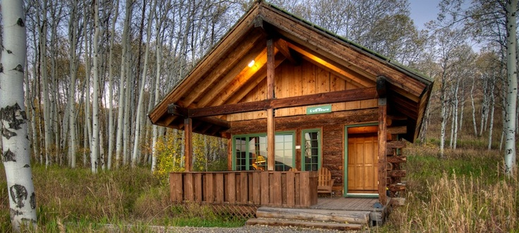 Vacation packages the home ranch steamboat springs for Vacation cabin kits