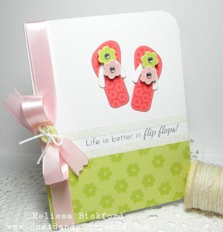 life IS better in flip flops! ;-}