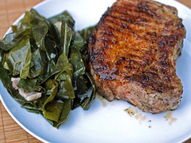 Pork Chops with Magic Dust. | Food- Meat- Pork | Pinterest