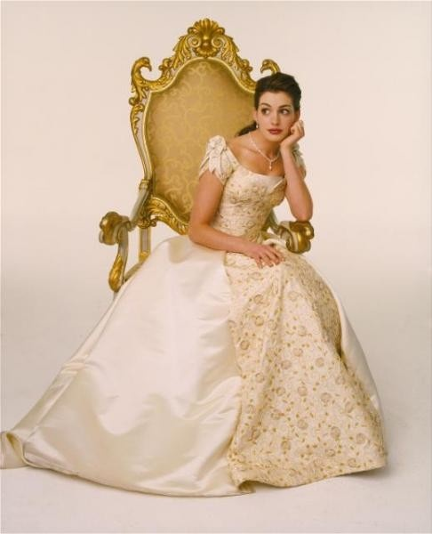 The Princess Diaries 2 Coronation Gown