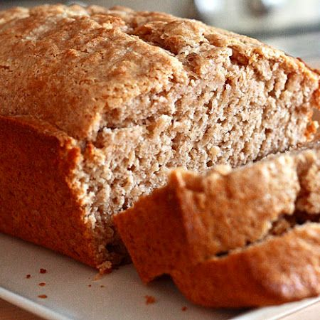 Applesauce Cinnamon Quick Bread Recipe | Recipes | Pinterest