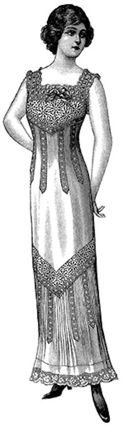 Edwardian Night Dress
