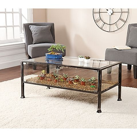 Southern Enterprises Terrarium Coffee Table Southern Enterprises Terrarium Coffee Table new photo