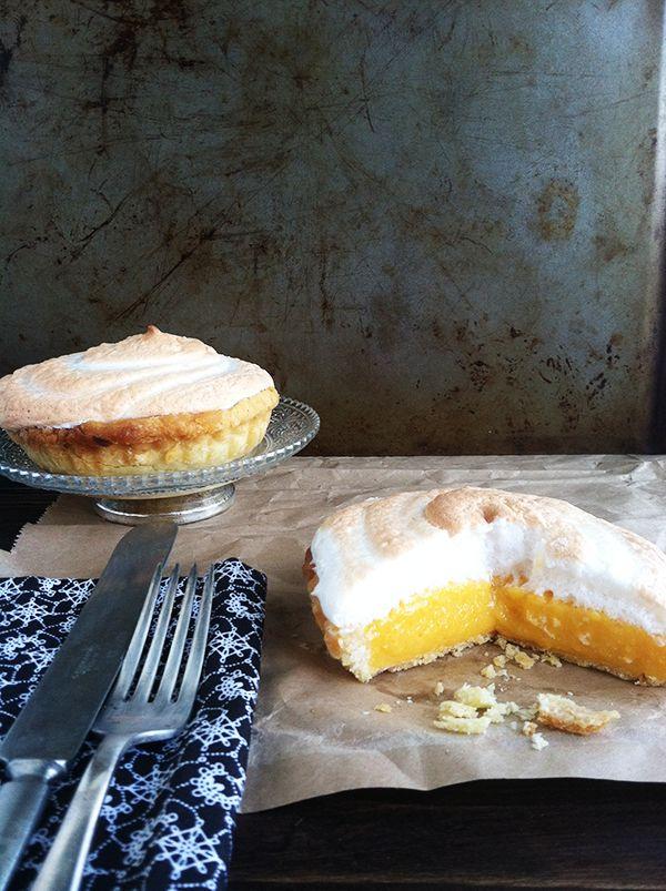 Orange Meringue Pie | Recipe