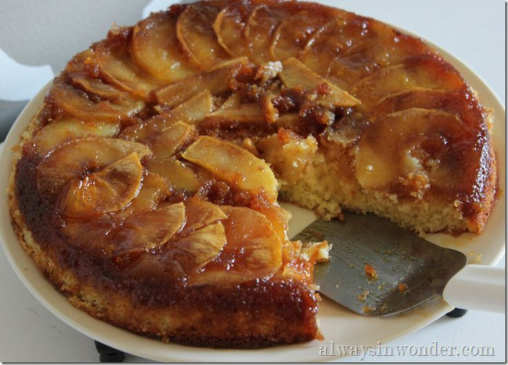 caramelized apple skillet cake | Cast Iron Cooking: Breads & Desserts ...