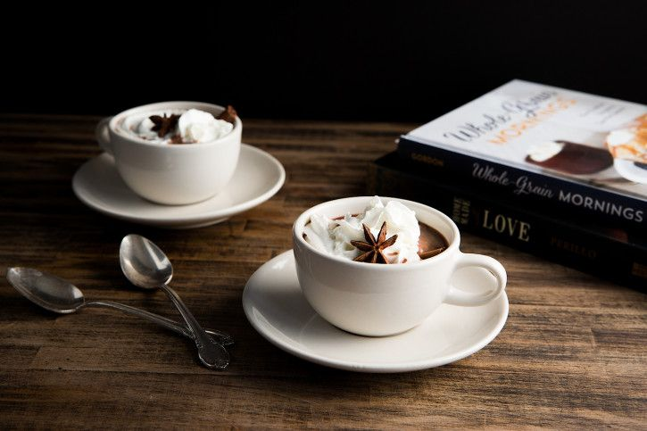 Chai-Hot-Chocolate-1 | Recipes to Try - Desserts | Pinterest