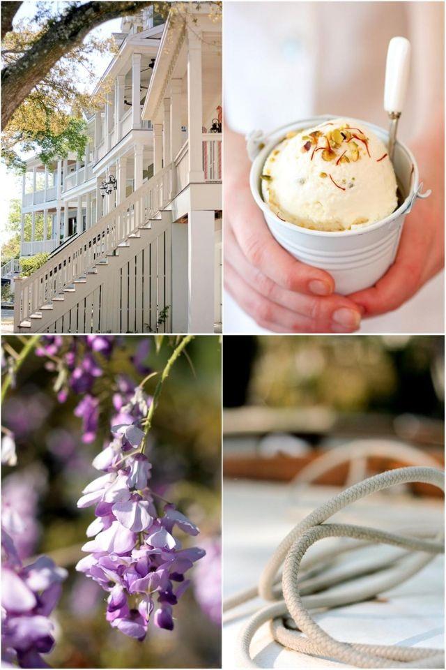 Cardamom + Saffron Ice Cream | ice cream | Pinterest