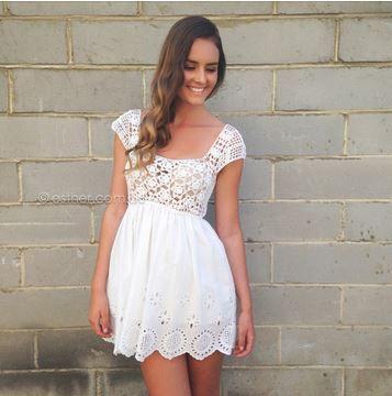 gorgeous Summer dress<3