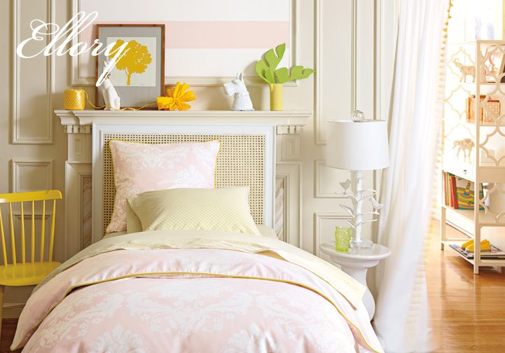 Girls Bedroom Furniture & Bedroom Sets | Girls Room Décor | Serena & Lily