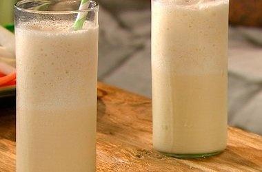 Creamy Orange Shakes — Punchfork | Milkshake | Pinterest