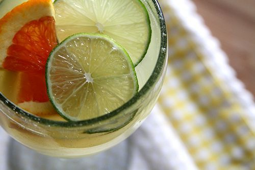 Spring Sangria | Drinks: Happy Hour | Pinterest