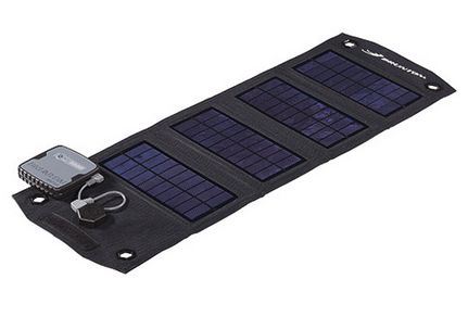 Never be left in the dark - even when you're off the grid! Enter today's giveaway for a chance to win this solar kit. #GiftOfTravel