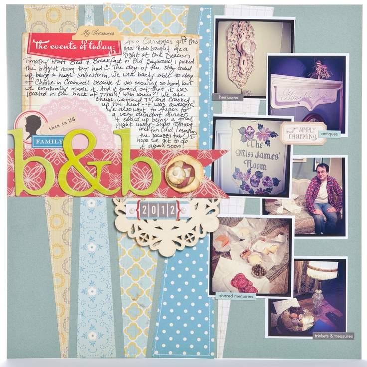 Page Idea Scrapbook Page Ideas Pinterest