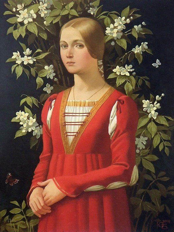 Yulia Bekkhova - Juliet