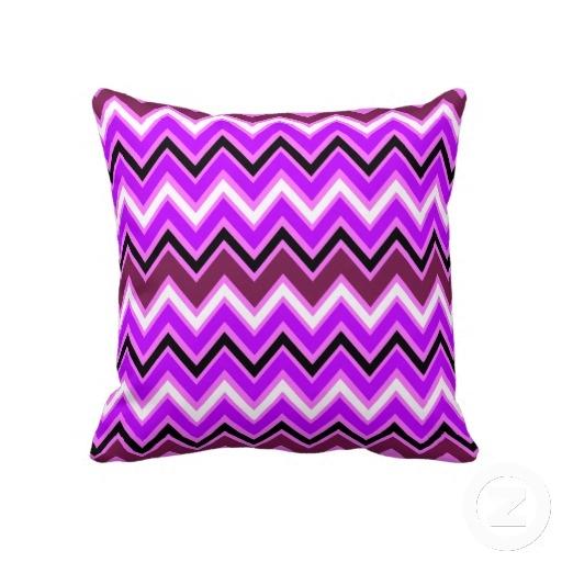 Purple and pink chevron pattern - photo#7