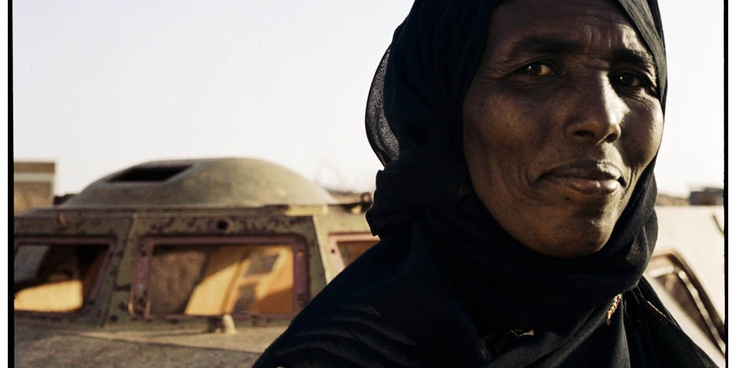 Muhbo, Somalian #refugee, #Ethiopia. By  Titouan Lamazou