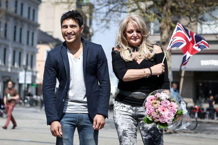eurovision 2013 uk contestant
