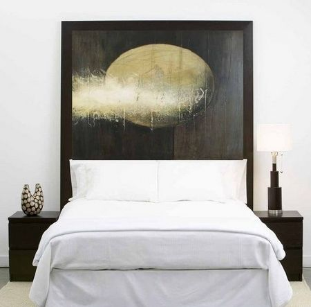 Large Artwork Idea For Headboard Diy Projects Pinterest