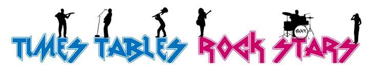 Times Tables Rock Stars | TT Rock Stars | Pinterest