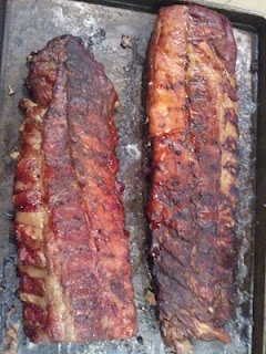 Memphis Style Pork Ribs - supposed to be the best